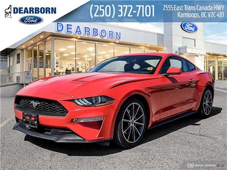 2018 Ford Mustang  (Stk: GL486A) in Kamloops - Image 1 of 25