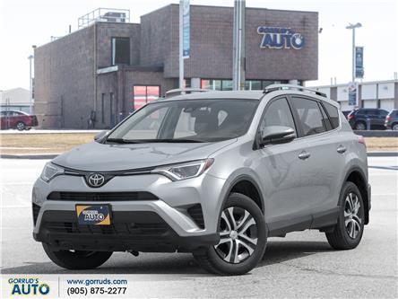 2017 Toyota RAV4 LE (Stk: 343143) in Milton - Image 1 of 19