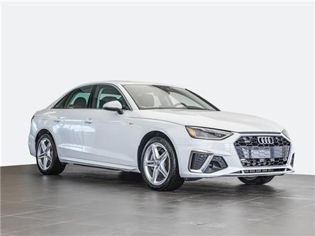 2020 Audi A4 2.0T Progressiv (Stk: 93070) in Nepean - Image 1 of 21