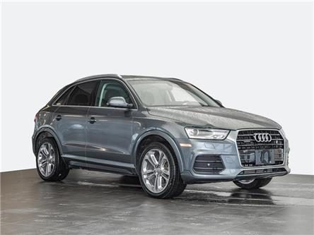 2017 Audi Q3 2.0T Progressiv (Stk: PM835) in Nepean - Image 1 of 22