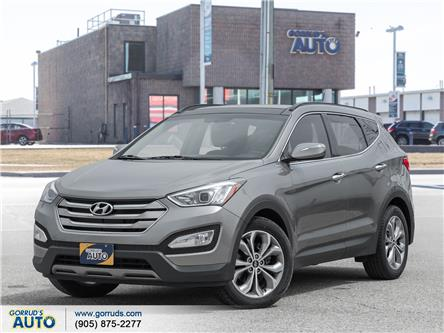 2016 Hyundai Santa Fe Sport 2.0T SE (Stk: 380300) in Milton - Image 1 of 21