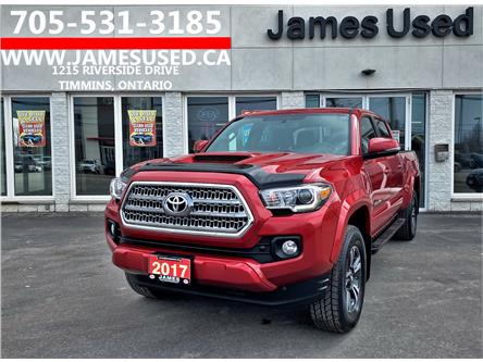 2017 Toyota Tacoma SR5 (Stk: N21262A) in Timmins - Image 1 of 14