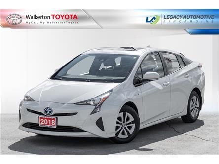 2018 Toyota Prius Technology (Stk: P9128) in Walkerton - Image 1 of 18