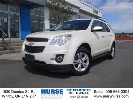 2014 Chevrolet Equinox 2LT (Stk: 10X357A) in Whitby - Image 1 of 27
