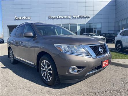 2014 Nissan Pathfinder SL (Stk: P5943A) in Toronto - Image 1 of 16