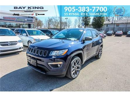 2021 Jeep Compass North (Stk: 217596) in Hamilton - Image 1 of 27