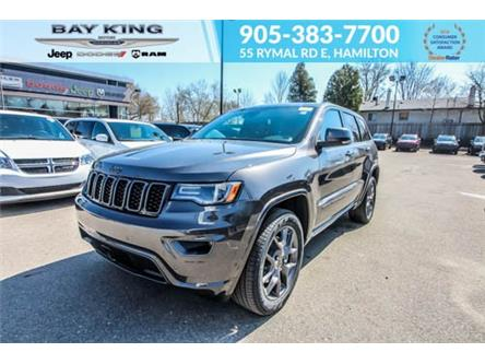 2021 Jeep Grand Cherokee Limited (Stk: 217594) in Hamilton - Image 1 of 28