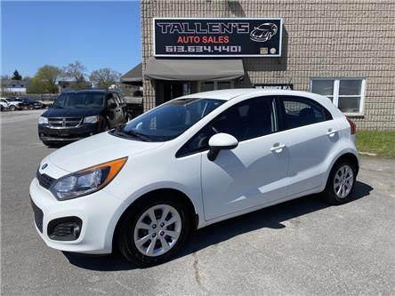 2013 Kia Rio LX+ (Stk: ) in Kingston - Image 1 of 15