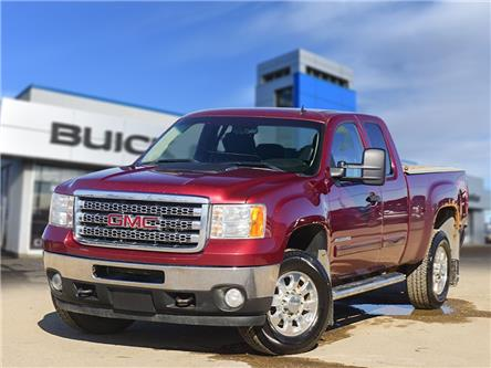 2013 GMC Sierra 2500HD SLE (Stk: T21-1780AA) in Dawson Creek - Image 1 of 15