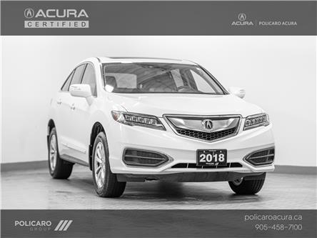 2018 Acura RDX Tech (Stk: 804068P) in Brampton - Image 1 of 28