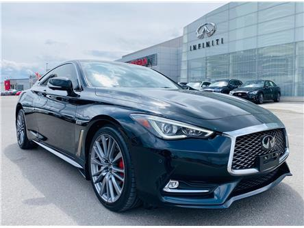 2017 Infiniti Q60 3.0t Red Sport 400 (Stk: U16812) in Thornhill - Image 1 of 23