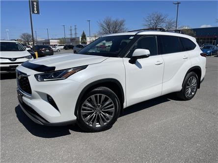 2020 Toyota Highlander Limited (Stk: 60324A) in Ottawa - Image 1 of 15