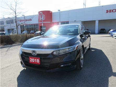 2018 Honda Accord Touring (Stk: SS4153) in Ottawa - Image 1 of 18