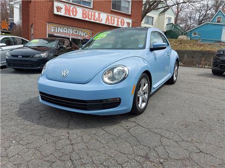 2014 Volkswagen Beetle 2.0 TDI Comfortline (Stk: ) in Dartmouth - Image 1 of 20