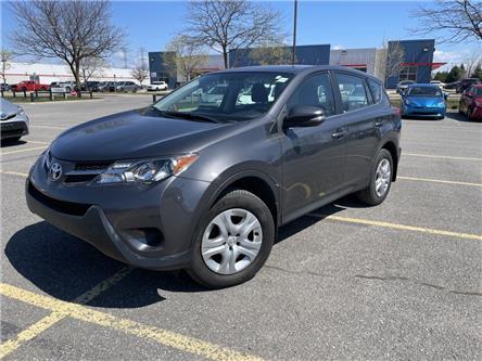 2015 Toyota RAV4 LE (Stk: E8583) in Ottawa - Image 1 of 12