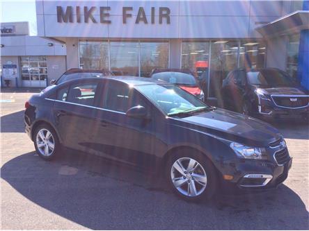 2015 Chevrolet Cruze DIESEL (Stk: 21199A) in Smiths Falls - Image 1 of 16