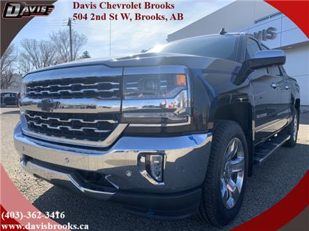 2017 Chevrolet Silverado 1500 2LZ (Stk: 181075) in Brooks - Image 1 of 19