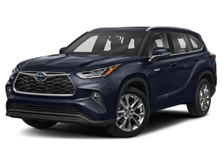2021 Toyota Highlander Hybrid Limited (Stk: 144959) in Woodstock - Image 1 of 9