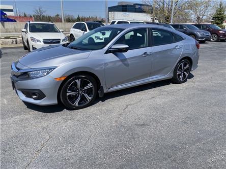 2018 Honda Civic Touring (Stk: 398-36) in Oakville - Image 1 of 15