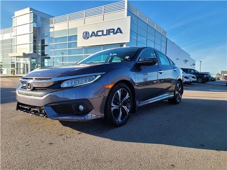 2018 Honda Civic Touring (Stk: 50126A) in Saskatoon - Image 1 of 21