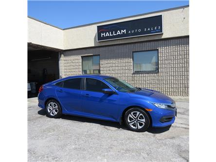 2017 Honda Civic LX (Stk: ) in Kingston - Image 1 of 16