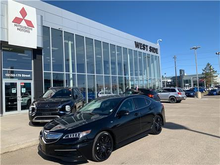 2017 Acura TLX Base (Stk: BM4084) in Edmonton - Image 1 of 28