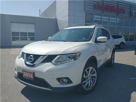 2014 Nissan Rogue SL (Stk: CJN142121LA) in Cobourg - Image 1 of 15