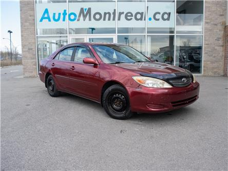 2002 Toyota Camry LE (Stk: BE015) in Vaudreuil-Dorion - Image 1 of 21