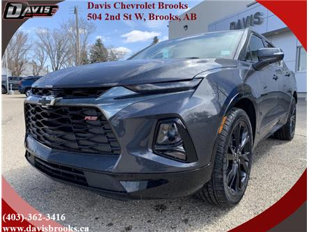 2021 Chevrolet Blazer RS (Stk: 226751) in Brooks - Image 1 of 20