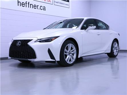 2021 Lexus IS 300 Base (Stk: 213266) in Kitchener - Image 1 of 4