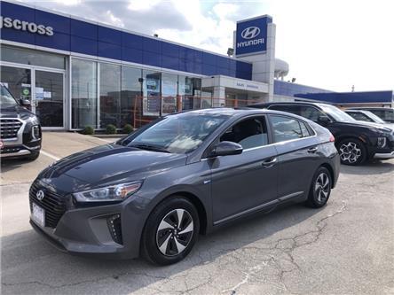 2019 Hyundai Ioniq Hybrid Preferred (Stk: 31030A) in Scarborough - Image 1 of 19