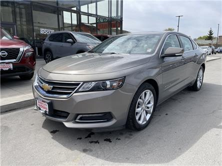 2018 Chevrolet Impala 1LT (Stk: T21122B) in Kamloops - Image 1 of 28