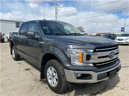 2018 Ford F-150 XLT (Stk: 21U123) in Wilkie - Image 1 of 21