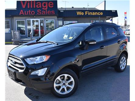 2018 Ford EcoSport SE (Stk: P38287C) in Saskatoon - Image 1 of 20