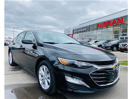 2019 Chevrolet Malibu LT (Stk: N1856A) in Thornhill - Image 1 of 21