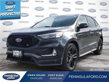 2021 Ford Edge ST (Stk: 21ED05) in Owen Sound - Image 1 of 25