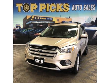 2018 Ford Escape SE (Stk: A45688) in NORTH BAY - Image 1 of 27