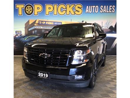 2019 Chevrolet Tahoe Premier (Stk: 158964) in NORTH BAY - Image 1 of 30