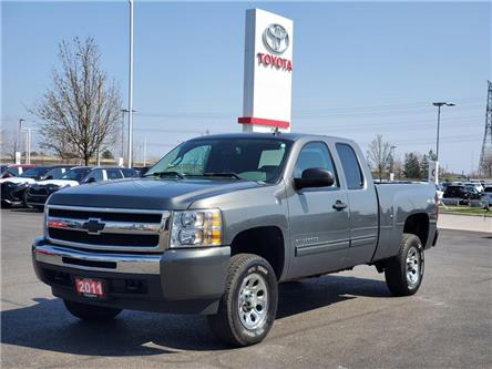 2011 Chevrolet Silverado 1500  (Stk: 21119C) in Bowmanville - Image 1 of 19