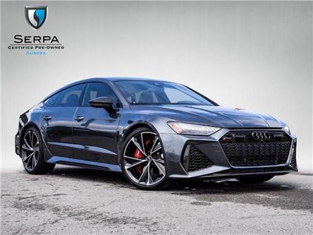 2021 Audi RS 7 4.0T (Stk: CP053) in Aurora - Image 1 of 23