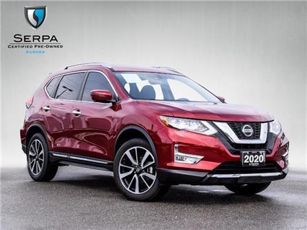 2020 Nissan Rogue SL (Stk: CP044A) in Aurora - Image 1 of 27
