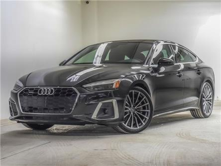 2020 Audi A5 2.0T Progressiv (Stk: 53883) in Newmarket - Image 1 of 23