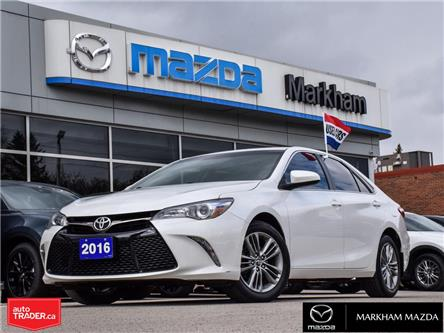 2016 Toyota Camry  (Stk: N210322A) in Markham - Image 1 of 25