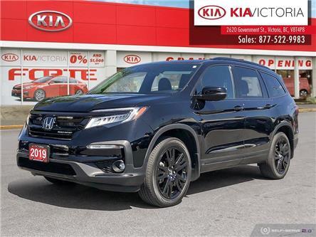 2019 Honda Pilot Black Edition (Stk: A1812) in Victoria - Image 1 of 23
