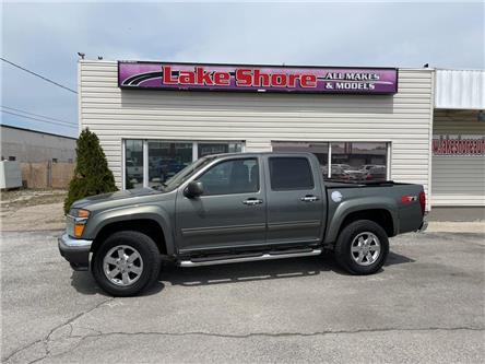 2011 Chevrolet Colorado LT (Stk: K9607) in Tilbury - Image 1 of 17
