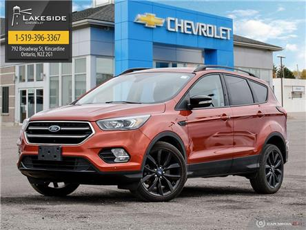 2019 Ford Escape Titanium (Stk: P6273) in Kincardine - Image 1 of 29
