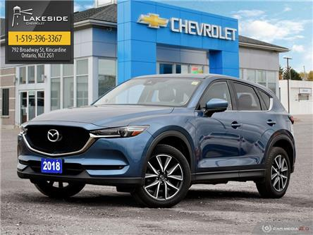 2018 Mazda CX-5 GT (Stk: P6271) in Kincardine - Image 1 of 29