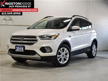 2018 Ford Escape SEL (Stk: 19T313A) in Kingston - Image 1 of 30