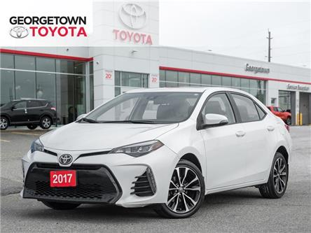 2017 Toyota Corolla SE (Stk: 17-87393GL) in Georgetown - Image 1 of 19