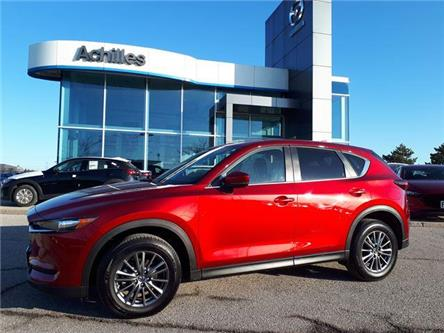 2018 Mazda CX-5 GS (Stk: P6027) in Milton - Image 1 of 12